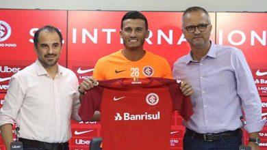 Inter apresenta atacante Guilherme Parede 390x220 - Atacante Guilherme Parede é apresentado pelo Inter