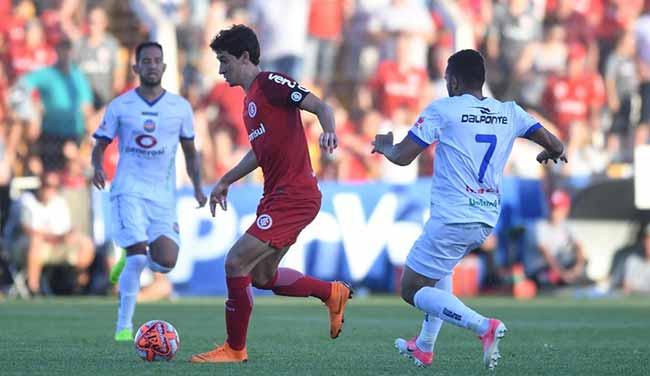 Inter empata com Veranópolis 1 - Inter empata em Veranópolis pelo Gauchão