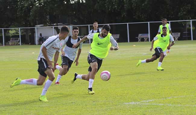 Inter enfrenta Votuporanguense nesta quarta feira pela Copinha 2 - Inter fez último treino antes de enfrentar o Votuporanguense