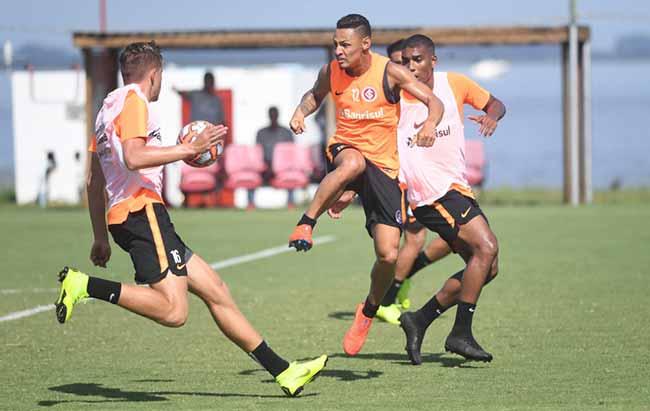 Inter fecha preparação para enfrentar o São José POA 2 - Inter enfrenta neste domingo o São José-POA