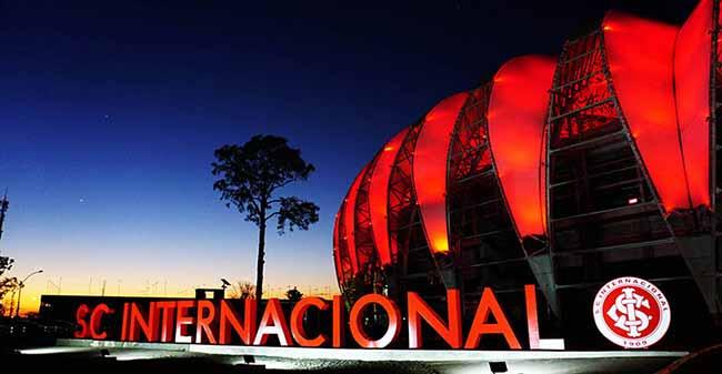 Internacional institucional 2019 - Inter arrecada donativos para vítimas da enchente no Oeste do RS