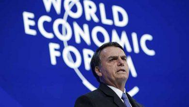 Jair Bolsonaro em Davos 390x220 - Jair Bolsonaro fala de economia, Venezuela e Battisti em Davos