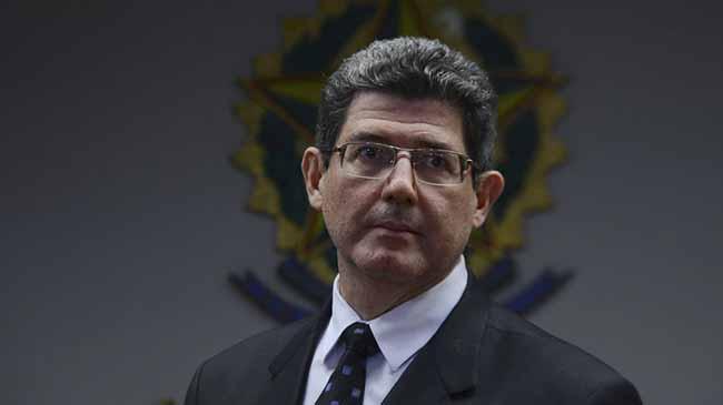 Joaquim Levy - Joaquim Levy toma posse no BNDES
