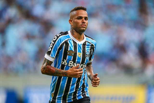 Luan Grêmio estreia na Arena com goleada sobre o Juventude 2 - Grêmio estreia na Arena com goleada sobre o Juventude