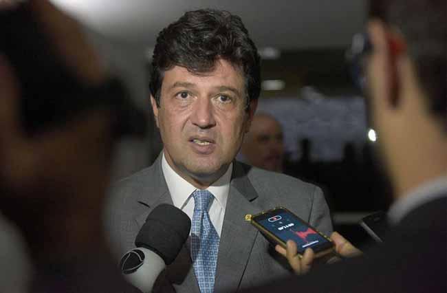 Luiz Henrique Mandetta assumirá o Ministério da Saúde - Ministros do governo Jair Bolsonaro