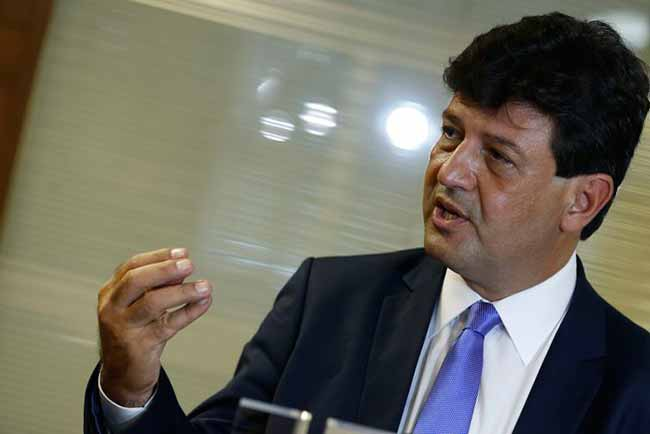 Luiz Henrique Mandetta - Hospitais federais no Rio terão militares trabalhando na reestruturação do atendimento