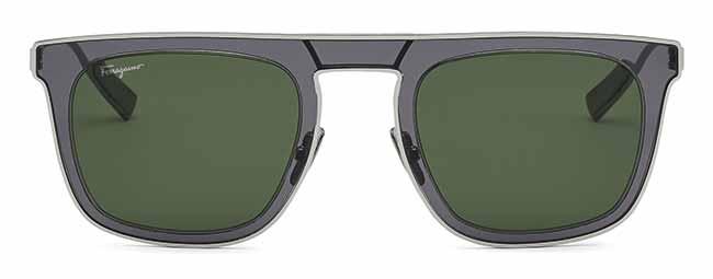 Marchon Eyewear - Armie Hammer usa óculos Salvatore Ferragamo