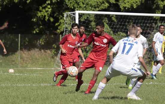 Mirim do Inter fica com o vice campeonato da Copa Votorantim 2 - Mirim do Inter fica com o vice-campeonato da Copa Votorantim