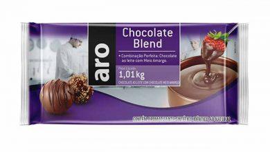Mockup Chocolate Blend Aro 390x220 - Makro relança linha de chocolates voltada ao público profissional