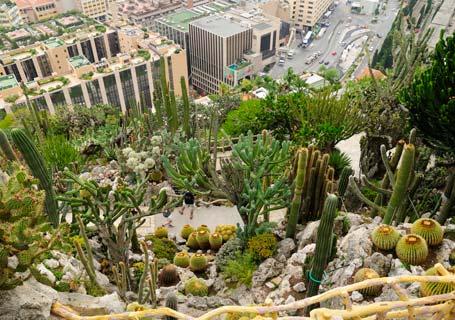 Monaco baixa - Parques pelo mundo que exaltam a natureza