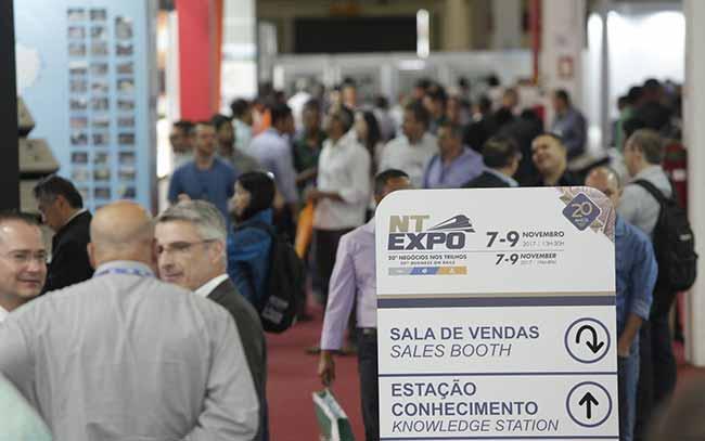 NT Expo - NT Expo chega à 21ª edição de 19 a 21 de março