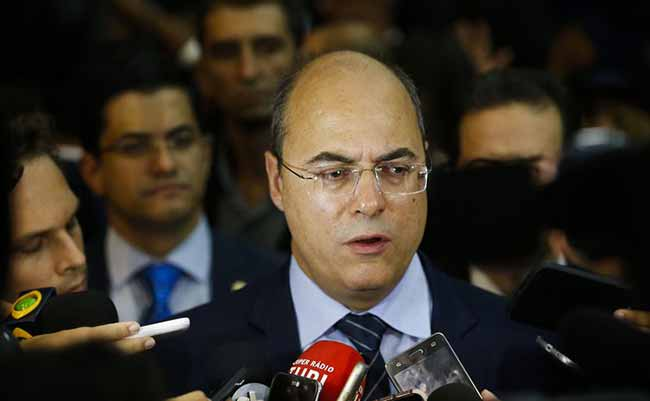 Novo governador do Rio corta 30 das despesas das repartições públicas - Witzel assume no Rio e corta 30% das despesas públicas