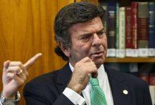 O ministro Luiz Fux 220x150 - STF cancela decisão de Fux sobre Renan Calheiros