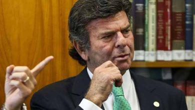 O ministro Luiz Fux 390x220 - STF cancela decisão de Fux sobre Renan Calheiros