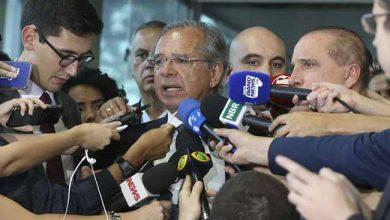 O ministro da Economia Paulo Guedes 390x220 - Paulo Guedes e Onyx Lorenzoni falam sobre reforma da Previdência