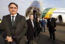 O presidente Jair Bolsonaro 220x150 - Após cirurgia, Bolsonaro vai trabalhar no hospital