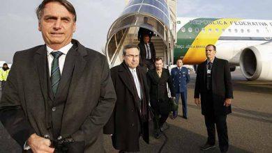 O presidente Jair Bolsonaro 390x220 - Após cirurgia, Bolsonaro vai trabalhar no hospital