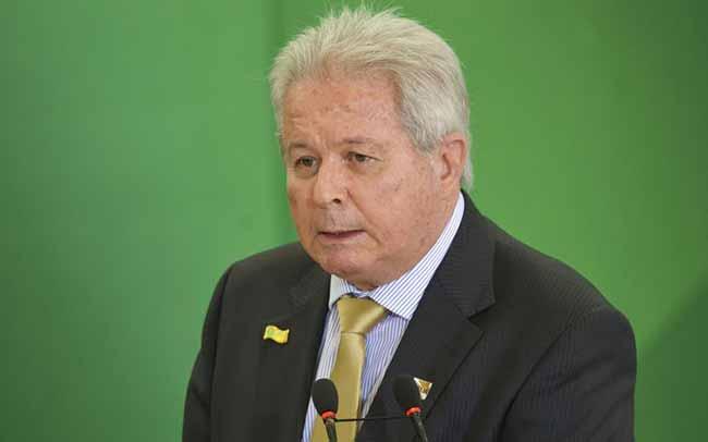 O presidente do Banco do Brasil Rubem Novaes - Novo presidente do Banco do Brasil disse estar confiante no apoio à sua gestão
