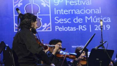 Orquestra Academica Regente Cecilia Espinosa COL Foto Flavio Neves 390x220 - Alunos de São Leopoldo participam do 9º Festival Internacional Sesc de Música em Pelotas
