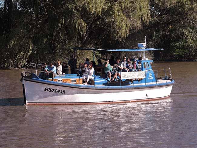PaseosNauticosPajarosPintados3463 - Corredor de los Pájaros Pintados é opção de passeio no Uruguai