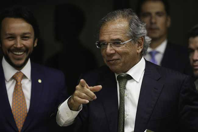 Paulo Guedes será o ministro da Economia - Ministros do governo Jair Bolsonaro