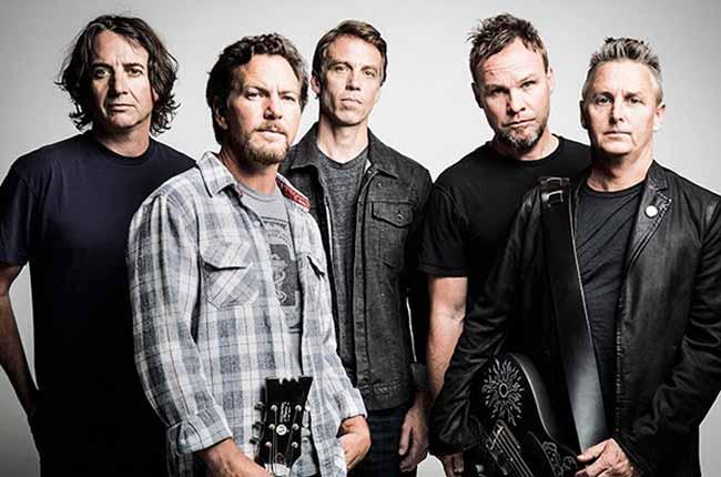 Pearl Jam BC - Cover curitibano do Pearl Jam agita palco do Didge BC nesta sexta