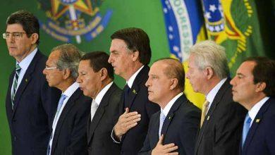 Posso dos presidentes dos banocs públicos da União 390x220 - Bolsonaro quer dar transparência a atos de seu governos e dos anteriores