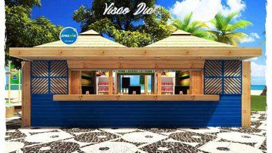 Prezunic inaugura quiosque na Barra 1 390x220 - Supermercado na praia é a novidade do verão carioca