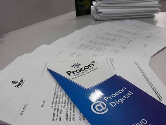 Procon de Caxias do Sul 2 - Procon de Caxias aplica R$ 4,9 milhões em multasem 2018