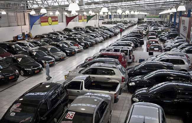 Produção de veículos cresce - Anfavea registra crescimento de 6,7% na produção de veículos em 2018