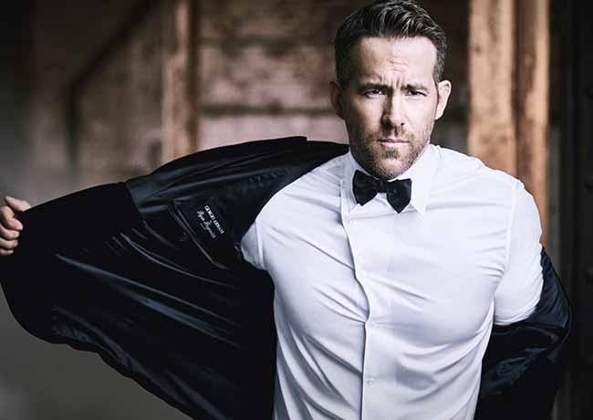 RYAN REYNOLDS - Giorgio Armani Beauty anuncia Ryan Reynolds para Armani Code