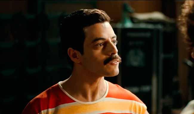 Rami Malek Bohemian Rhapsody - Confira a lista dos indicados ao Oscar 2019