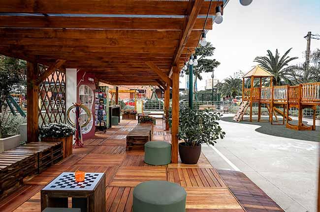 Reino Aventura - Reino Aventura é atração no Iguatemi Porto Alegre