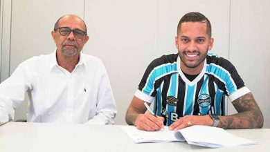 Photo of Volante Rômulo assina com o Grêmio para temporada 2019