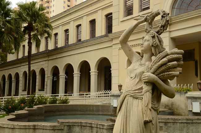 São Paulo comemora 465 anos - São Paulo comemora 465 anos com shows e museus abertos