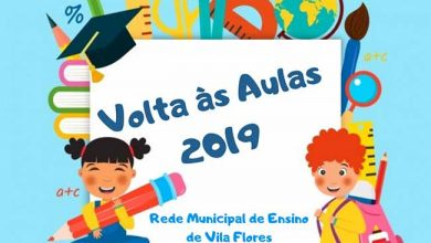 Sem Título 1 390x220 - Vila Flores: Rede Municipal de Ensino inicia o ano letivo 2019