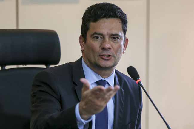 Sergio Moro assumirá o Ministério da Justiça e Segurança Pública - Ministros do governo Jair Bolsonaro