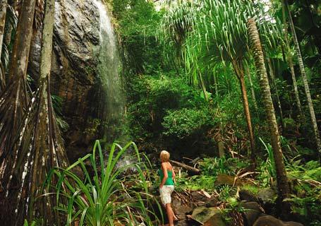 Seychelles baixa - Parques pelo mundo que exaltam a natureza