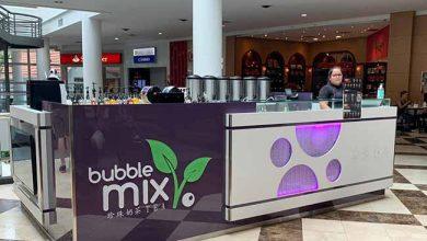 Photo of Sabor que explode na boca: Shopping Crystal inaugura Bubble Mix Tea