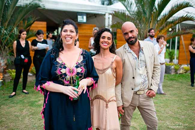 Sol Azulay - Sol Azulay estreia programa sobre casamentos no GNT