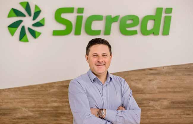 Solon Stapassola Stahl da Sicredi - Diretor-executivo da Sicredi Pioneira RS,  palestra no Prato Principal da ACI na próxima semana