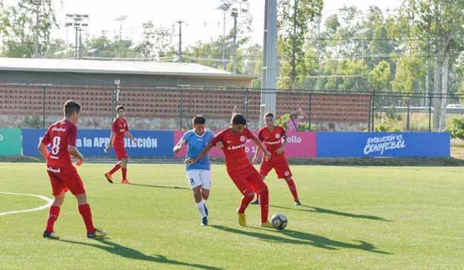 Sub 13 vence e fecha 1ª fase do Sul Americano 1 - Inter Sub-13 vence e fecha 1ª fase do Sul-Americano com 100% de aproveitamento