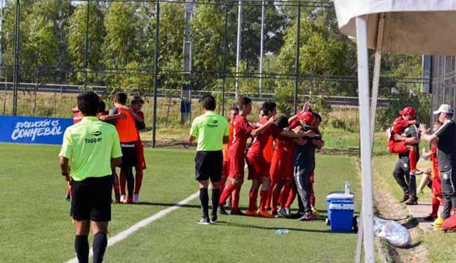 Sub 13 vence e fecha 1ª fase do Sul Americano 2 - Inter Sub-13 vence e fecha 1ª fase do Sul-Americano com 100% de aproveitamento
