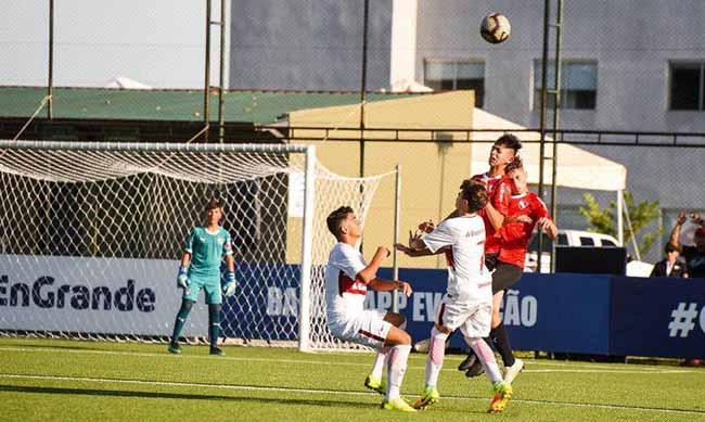 Sub 13 vence mais uma pelo Sul Americano da Conmebol 1 - Inter Sub-13 vence mais uma pelo Sul-Americano da Conmebol