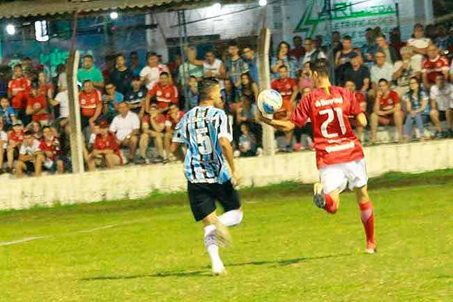 Sub 17 - Inter Sub-17 perde pela 4ª rodada Copa Santiago