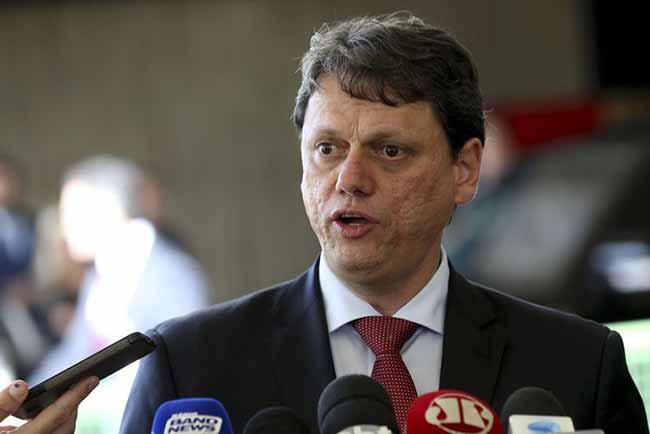 Tarcísio Gomes de Freitas será o novo ministro da Infraestrutura - Ministros do governo Jair Bolsonaro