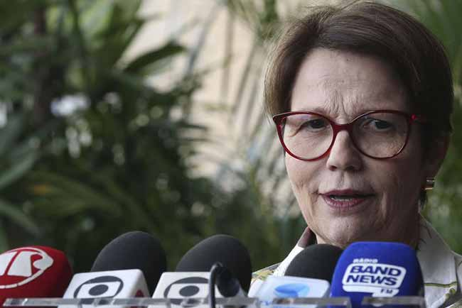 Tereza Cristina ficará no comando do Ministério da Agricultura - Ministros do governo Jair Bolsonaro
