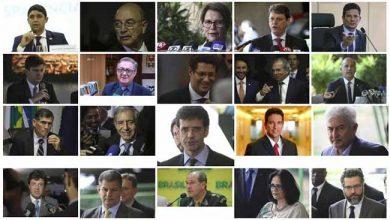 Totos os Ministros do governo Jair Bolsonaro 390x220 - Ministros do governo Jair Bolsonaro