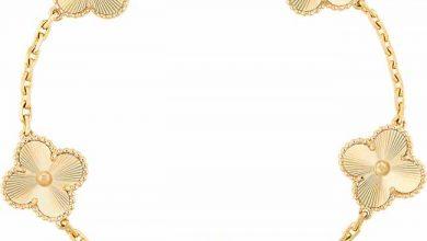 Van CleefArpels Pulseira Vintage Alhambra R24.80000 390x220 - Van Cleef & Arpels apresenta o brilho do ouro guilhochê