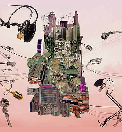 ViewImage 6 - Dani Mattos & Toque de Bambas lançam seu primeiro EP